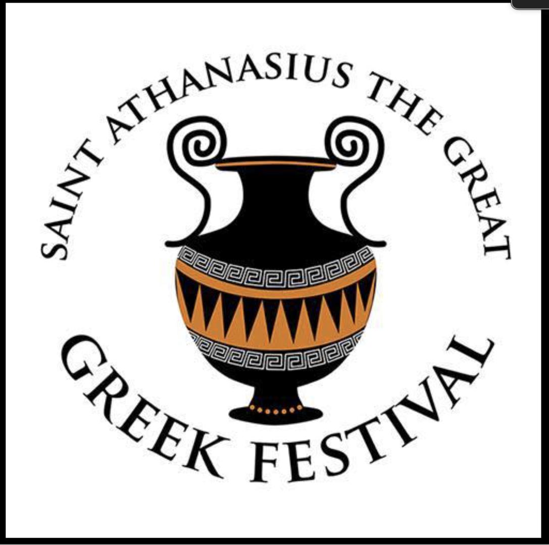 Greek Festival - ALWAYS ON A SUNDAY!!