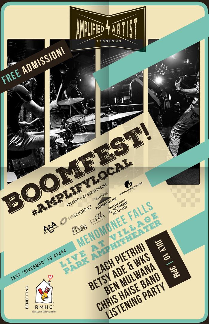 'BoomFest' a Midwest Original Music Festival
