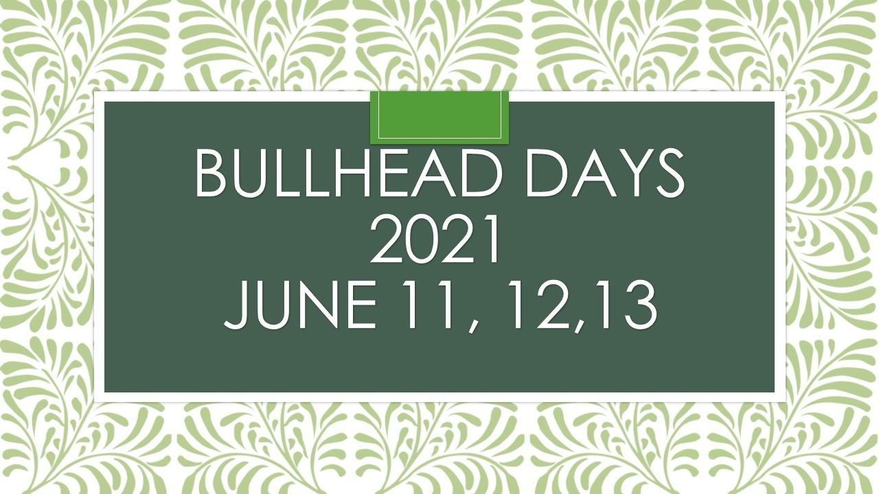 Bullhead Days