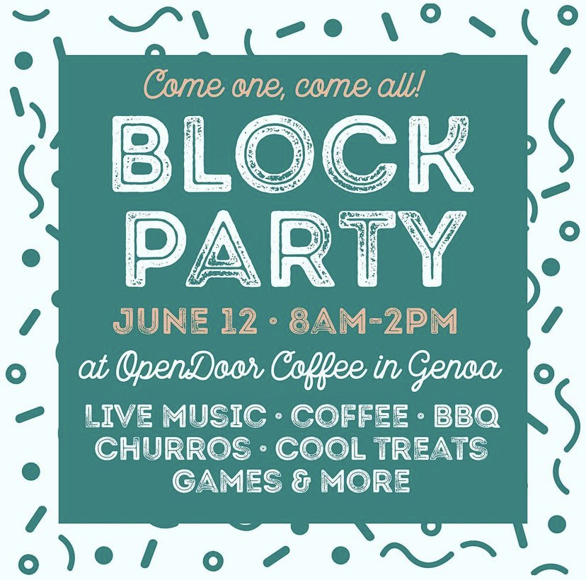 OpenDoor Coffee Block Party