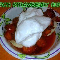 Strawberry Shortcake Take out