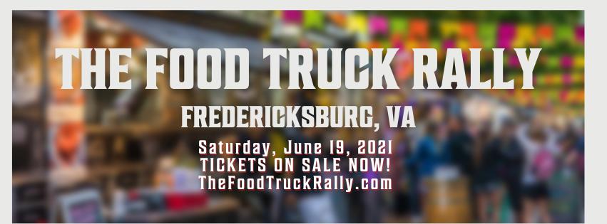 Fredericksburg Food Truck Rally