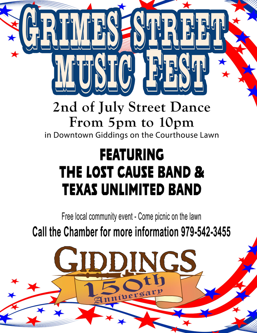 Grimes Street Music Fest