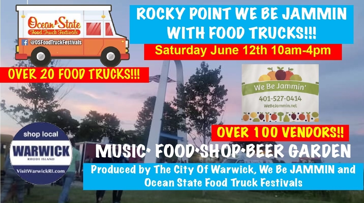 Rocky Point We Be Jammin with Food Trucks
