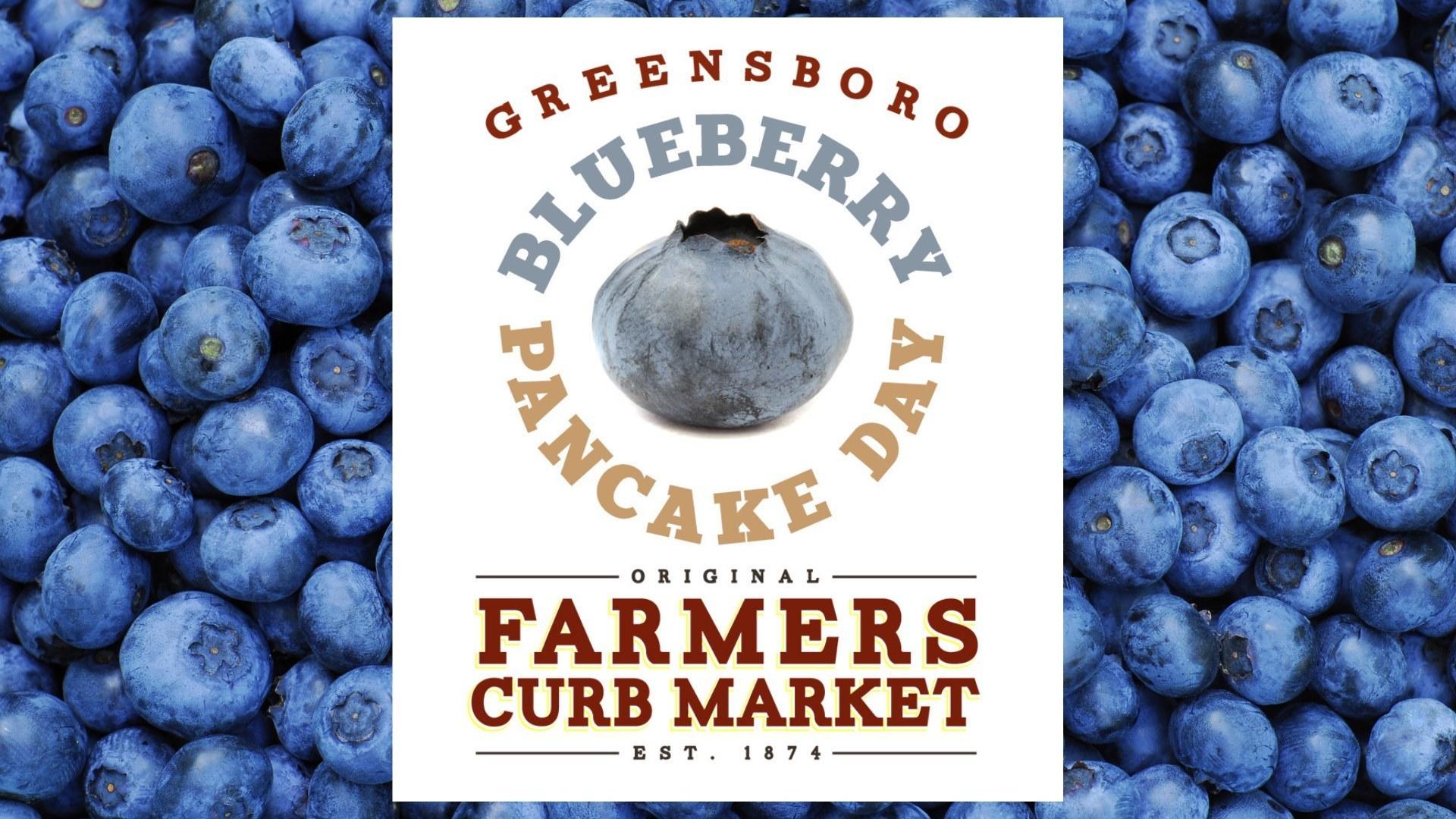 Blueberry Pancake Celebration
