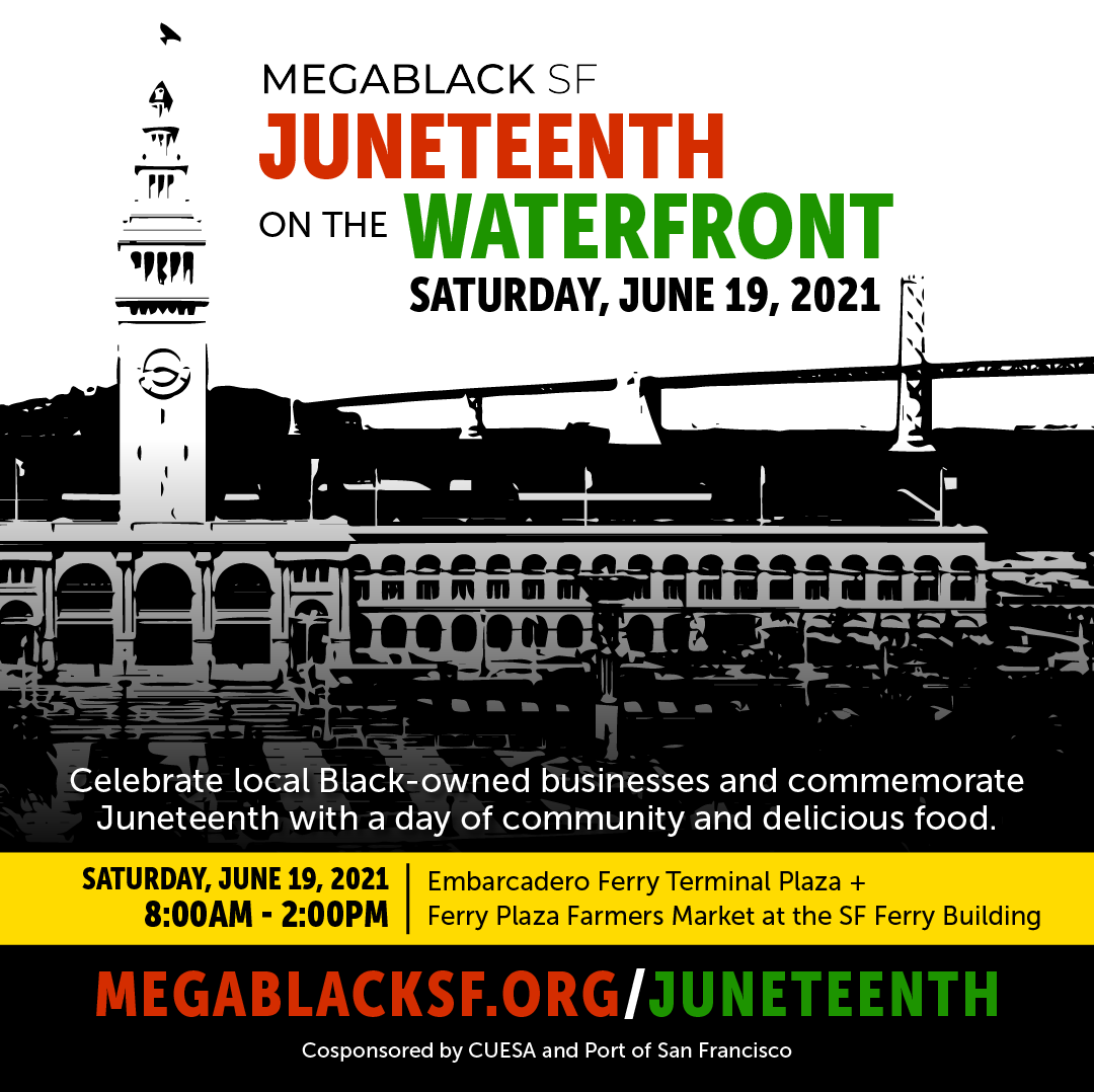 Juneteenth on the Waterfront