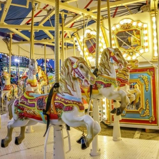 Smith Haven Mall Carnival - Smith Haven Mall Carnival