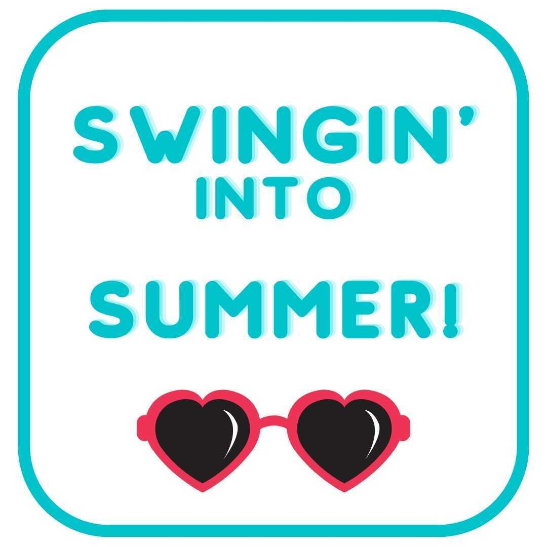 Swingin' into Summer Block Party