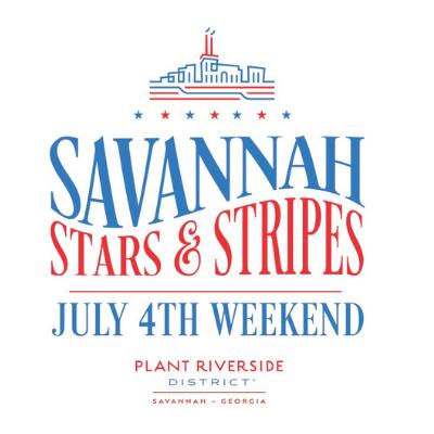 Savannah Stars & Stripes - July 4th Weekend at Plant Riverside District