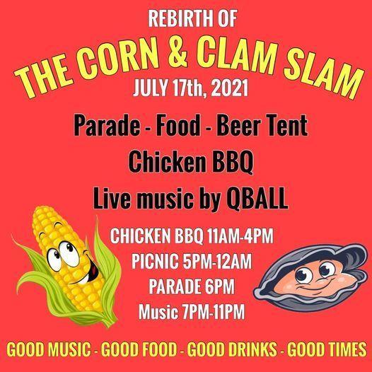 WWHC Corn & Clam Slam
