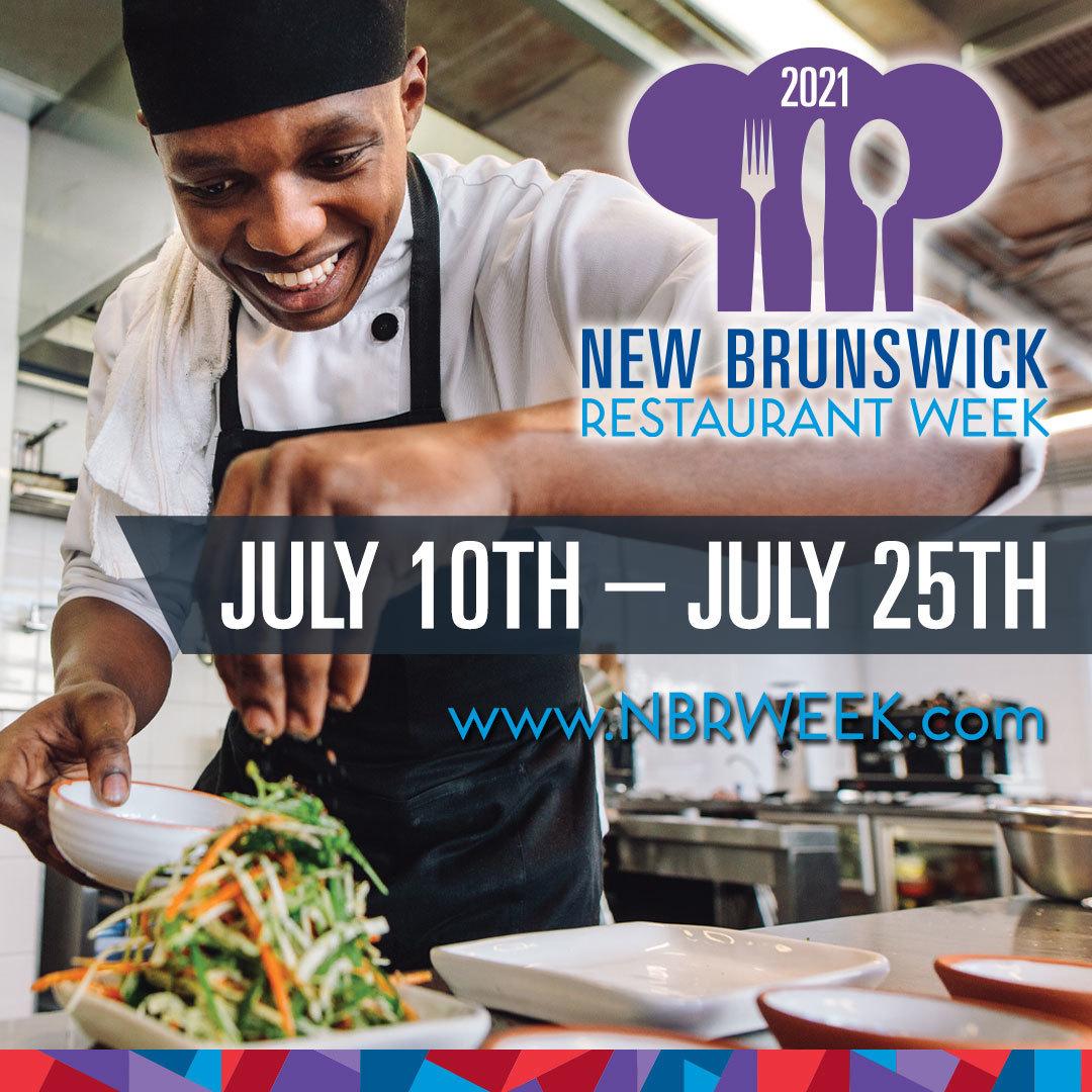 New Brunswick Restaurant Week 2021