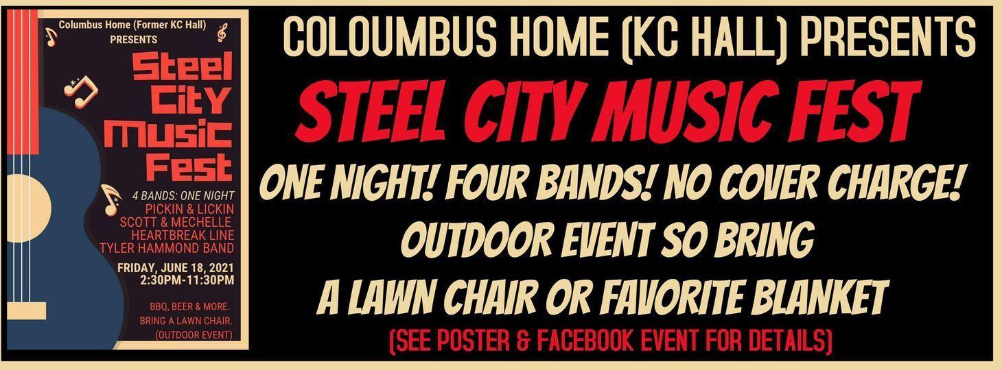 Steel City Music Festival