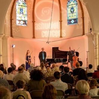 Ashuelot Concerts Presents a Live Encore Festival