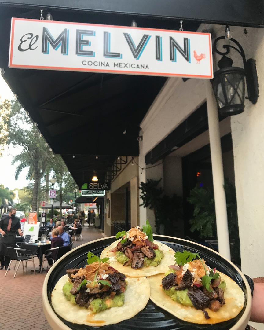 El Melvin Cocina Mexicana Block Party