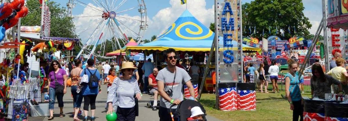 Citi Field Carnival