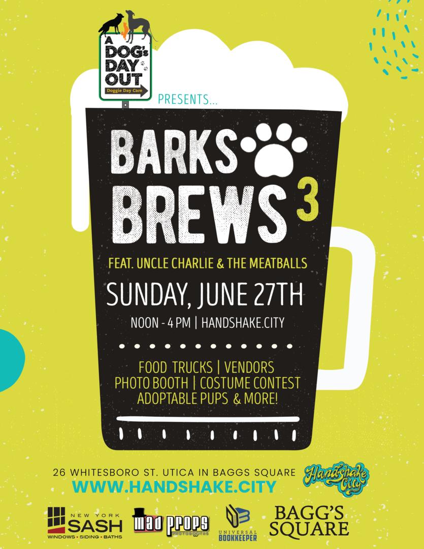 Barks & Brews 3