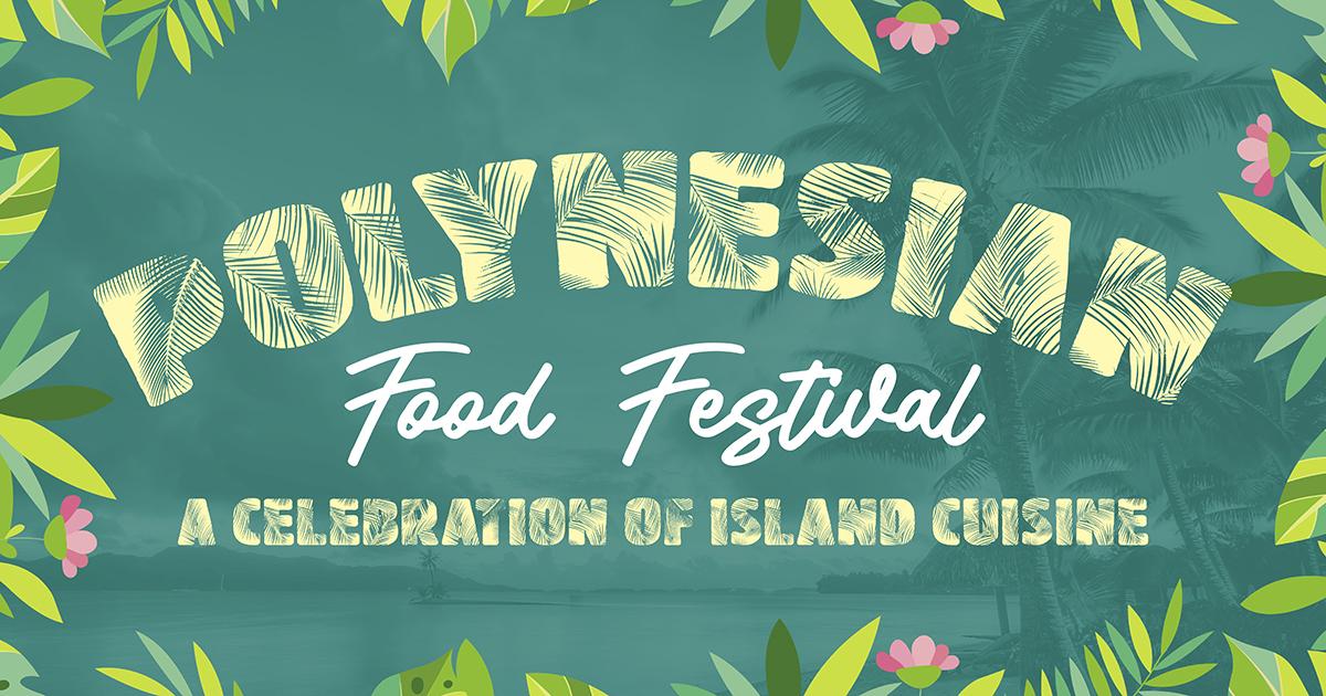 Polynesian Food Festival