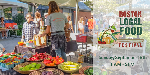 11th Annual Boston Local Food Festival