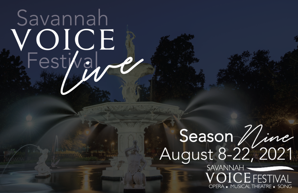 FLASHBACK - A Savannah Voice Festival Performance