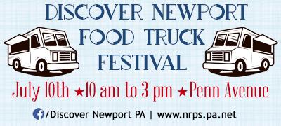 Discover Newport Food Truck Festival