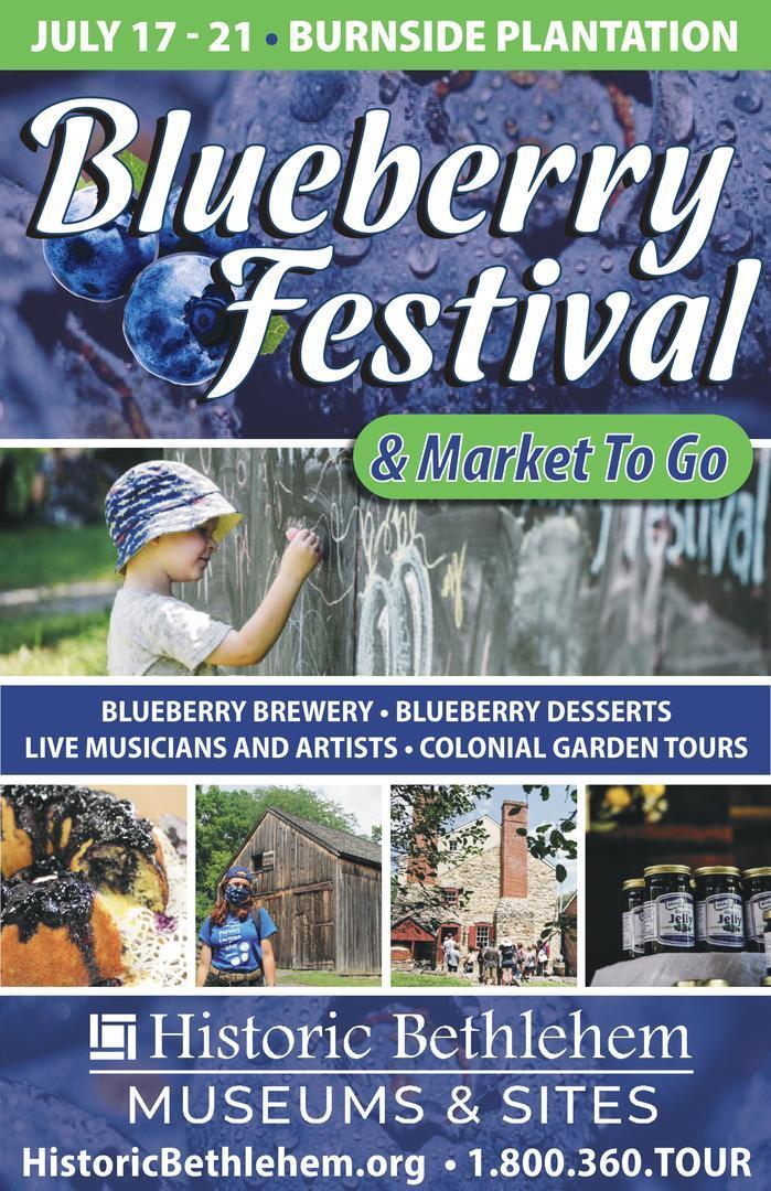 Blueberry Festival & Market To Go