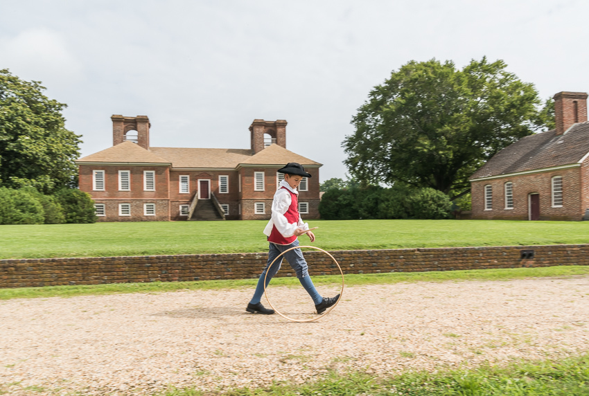 Independence Day at Stratford Hall