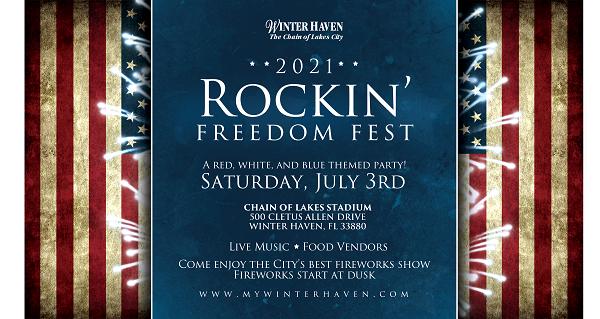 2021 ROCKIN' FREEDOM FEST