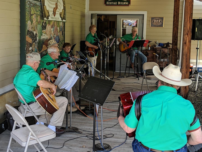 Springville Fiddle Fest