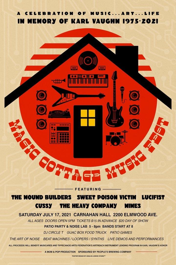Magic Cottage Music Festival