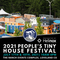 2021 People's Tiny House Festival
