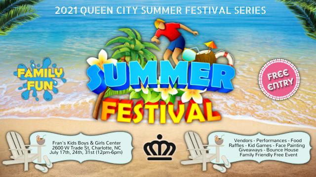 2021 Queen City Summer Festival
