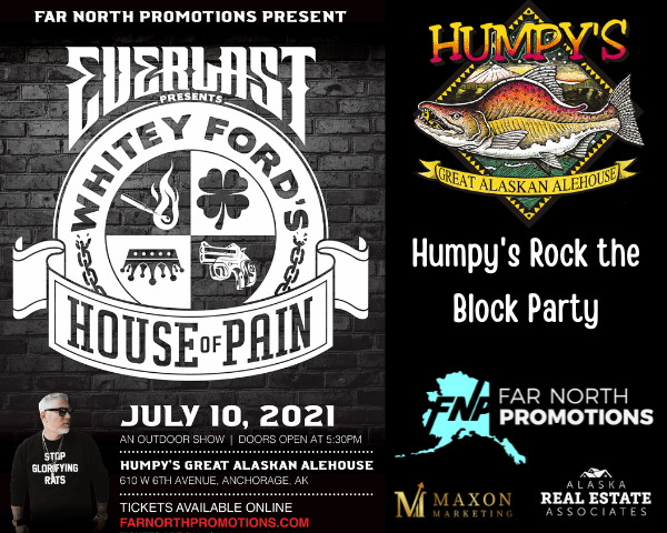 Humpy's Rock the Block Party
