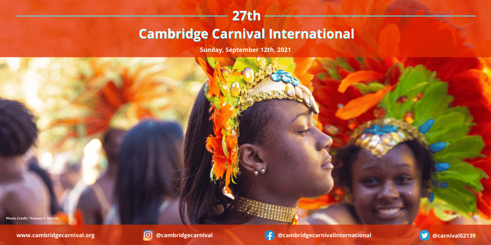 Cambridge Carnival 2021