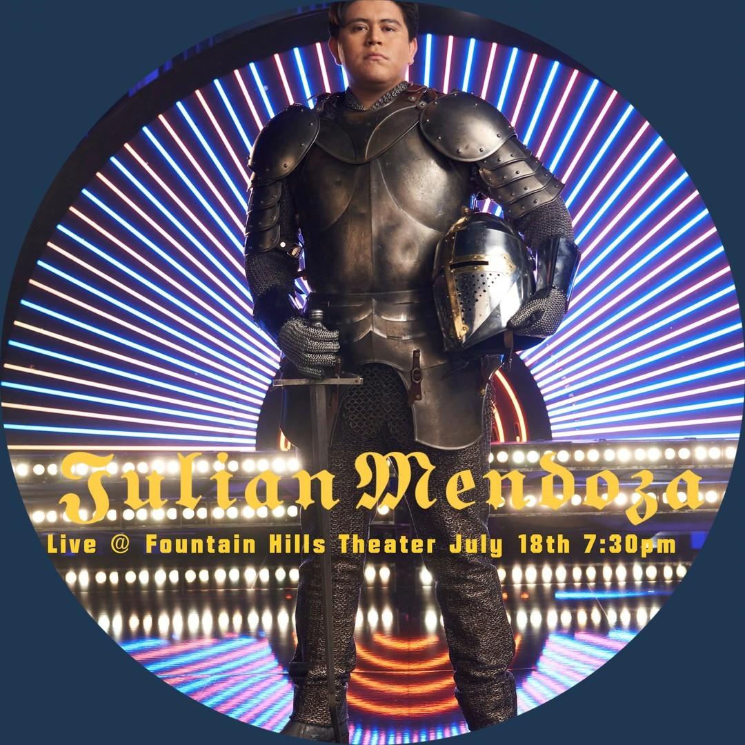 Julian Mendoza: A Knight's Tale