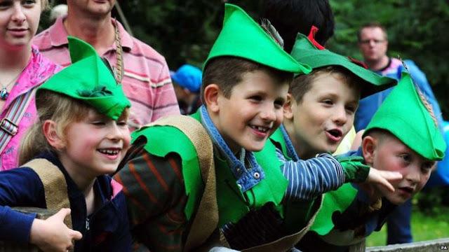 Sherwood Robin Hood Festival 2021