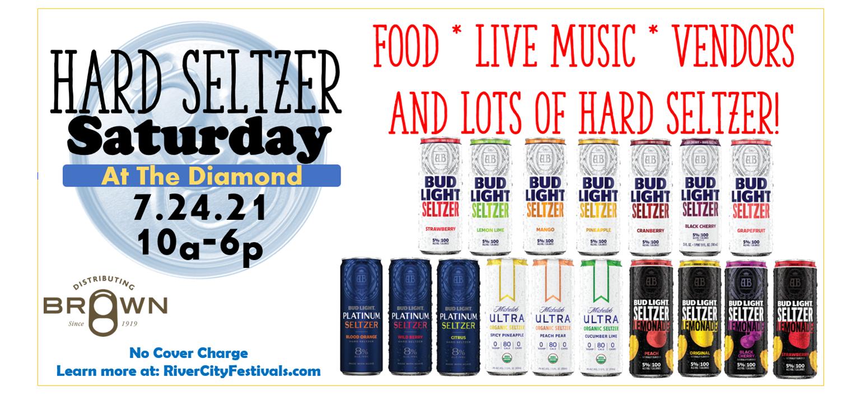 Hard Seltzer Saturday