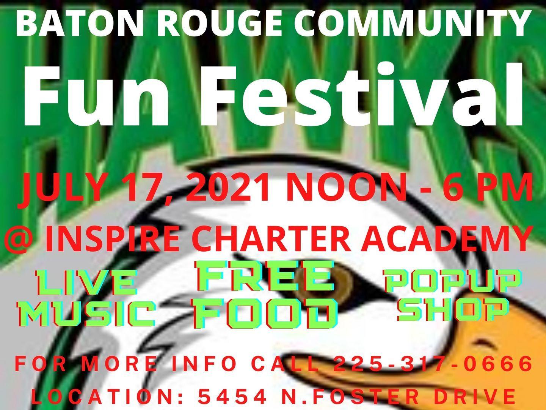 Baton Rouge Community Fun Festival