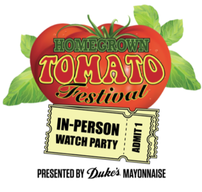 100 Gardens Homegrown Tomato Festival Watch Parties presented by Duke's Mayonnaise