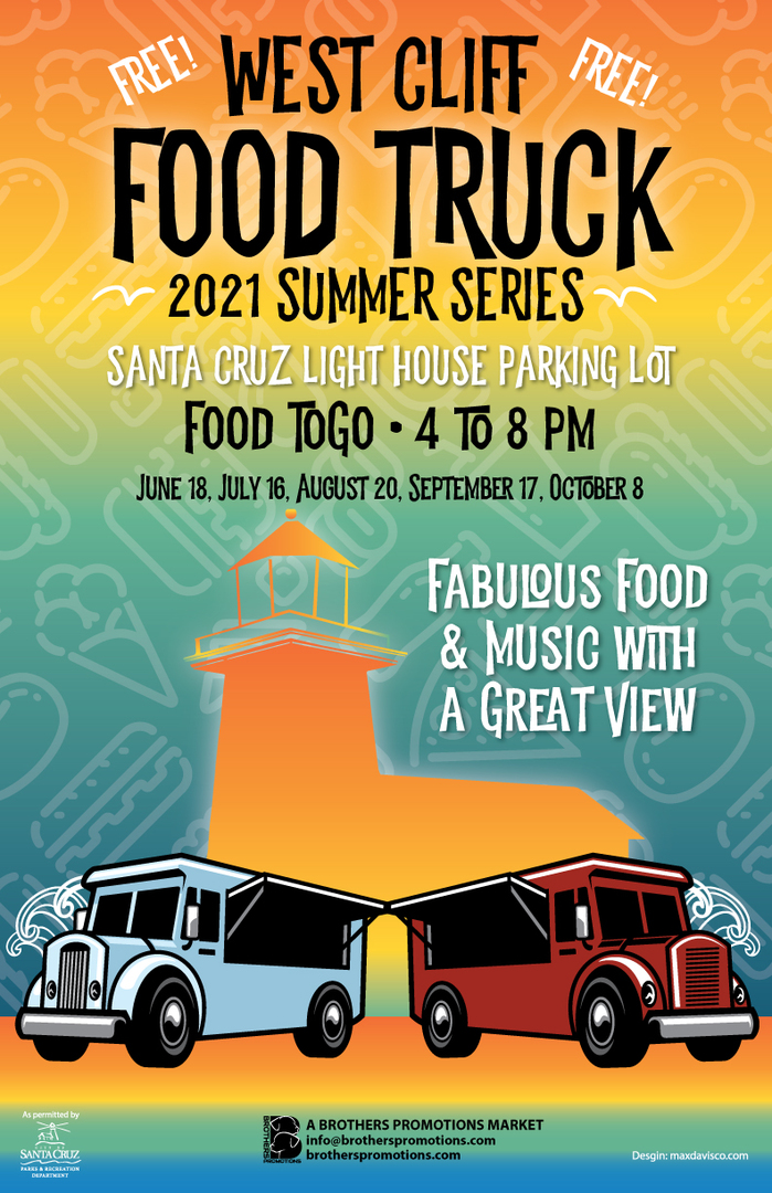 West Cliff Food Truck Summer Series 2021