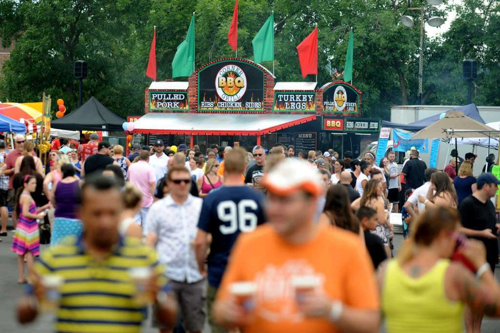 Lake George BBQ Festival