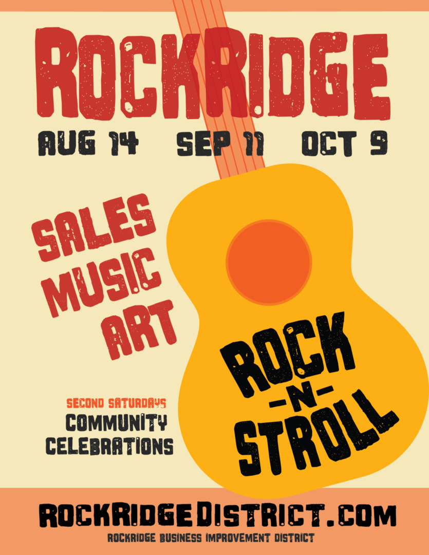 Rockridge Rock-N-Stroll
