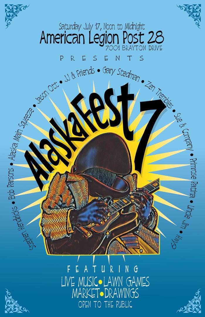 AlaskaFest 7!