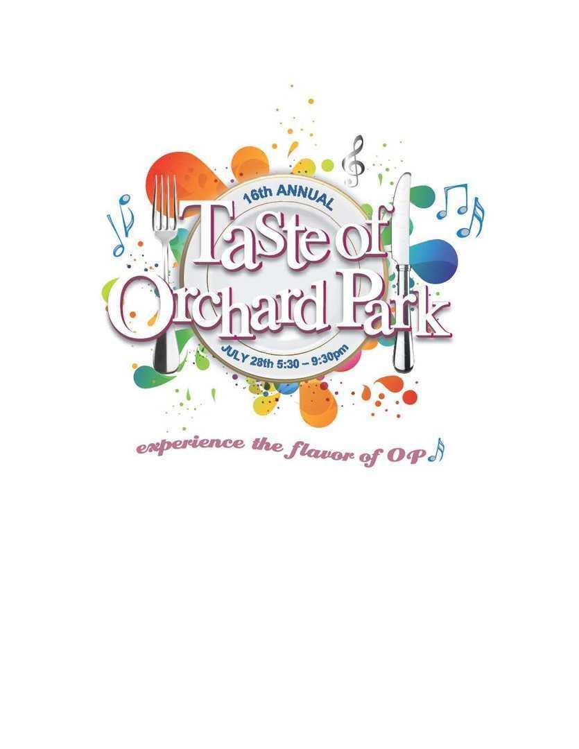 Taste of Orchard Park