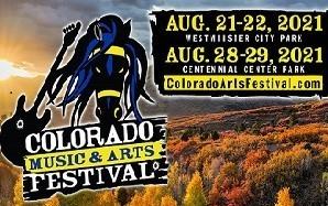 Colorado Music and Arts Festival