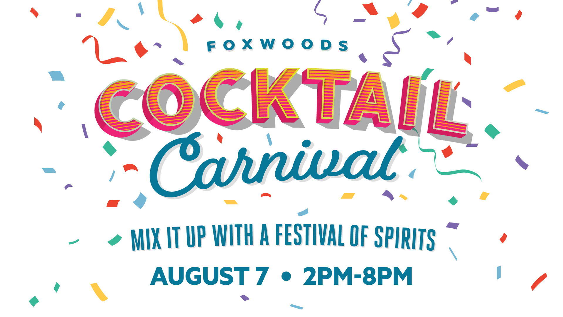 Foxwoods Cocktail Carnival
