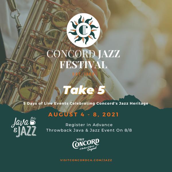 2021 Concord Jazz Festival