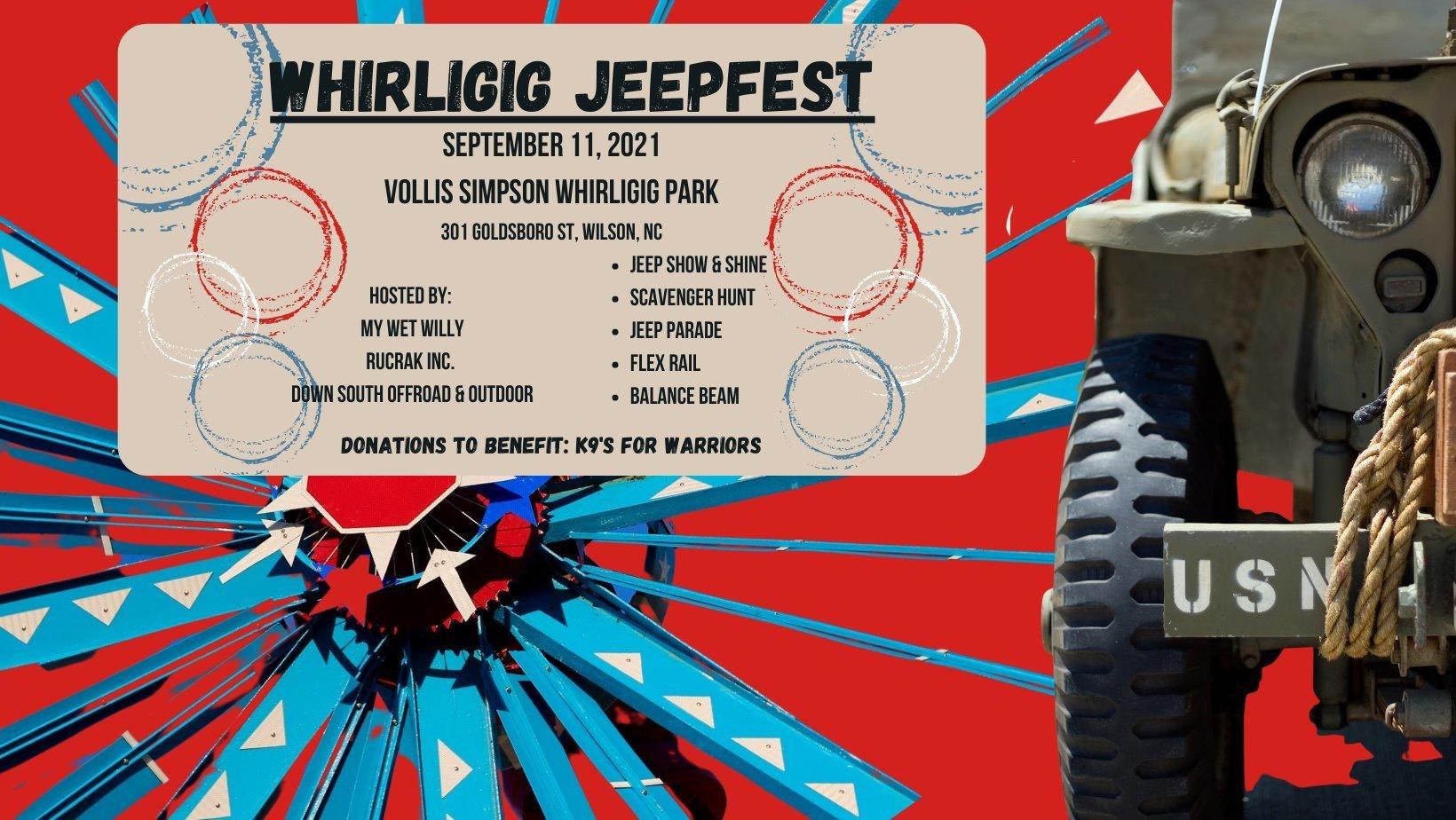 Whirligig JeepFest