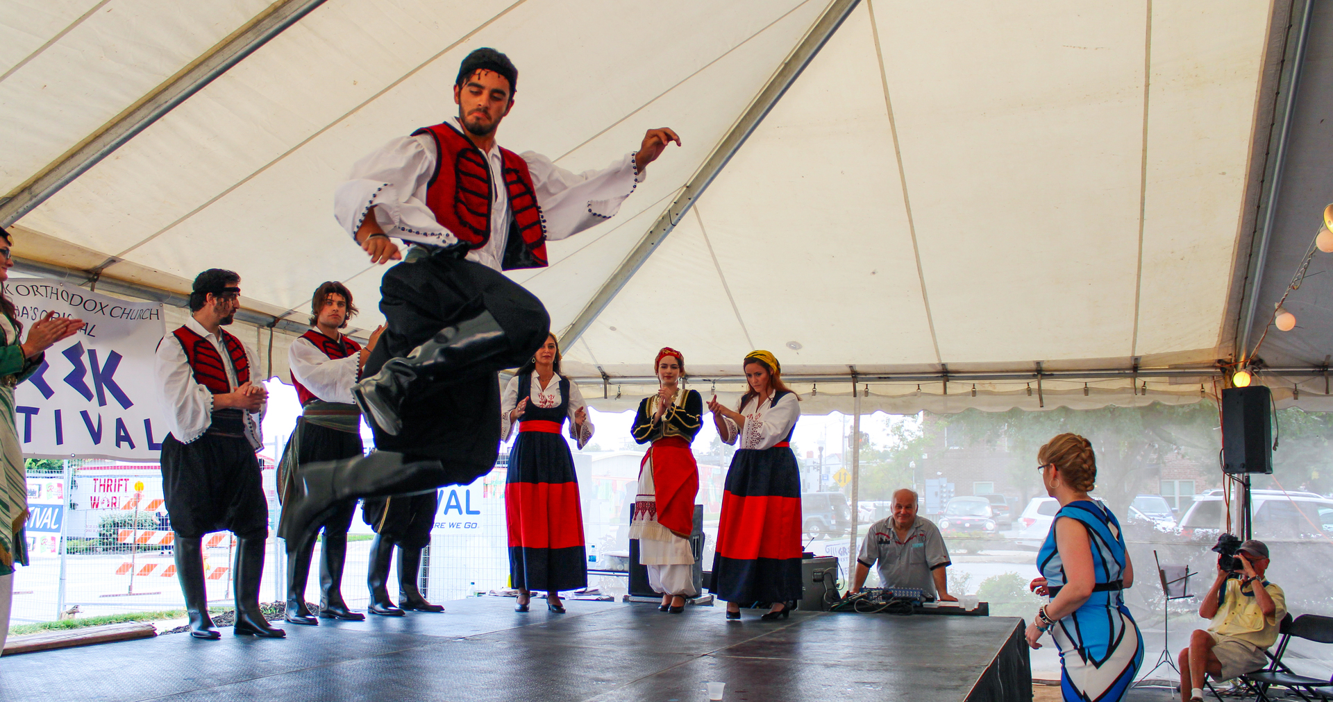 Omaha's Original Greek Festival