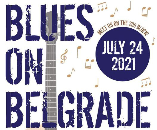 Blues on Belgrade