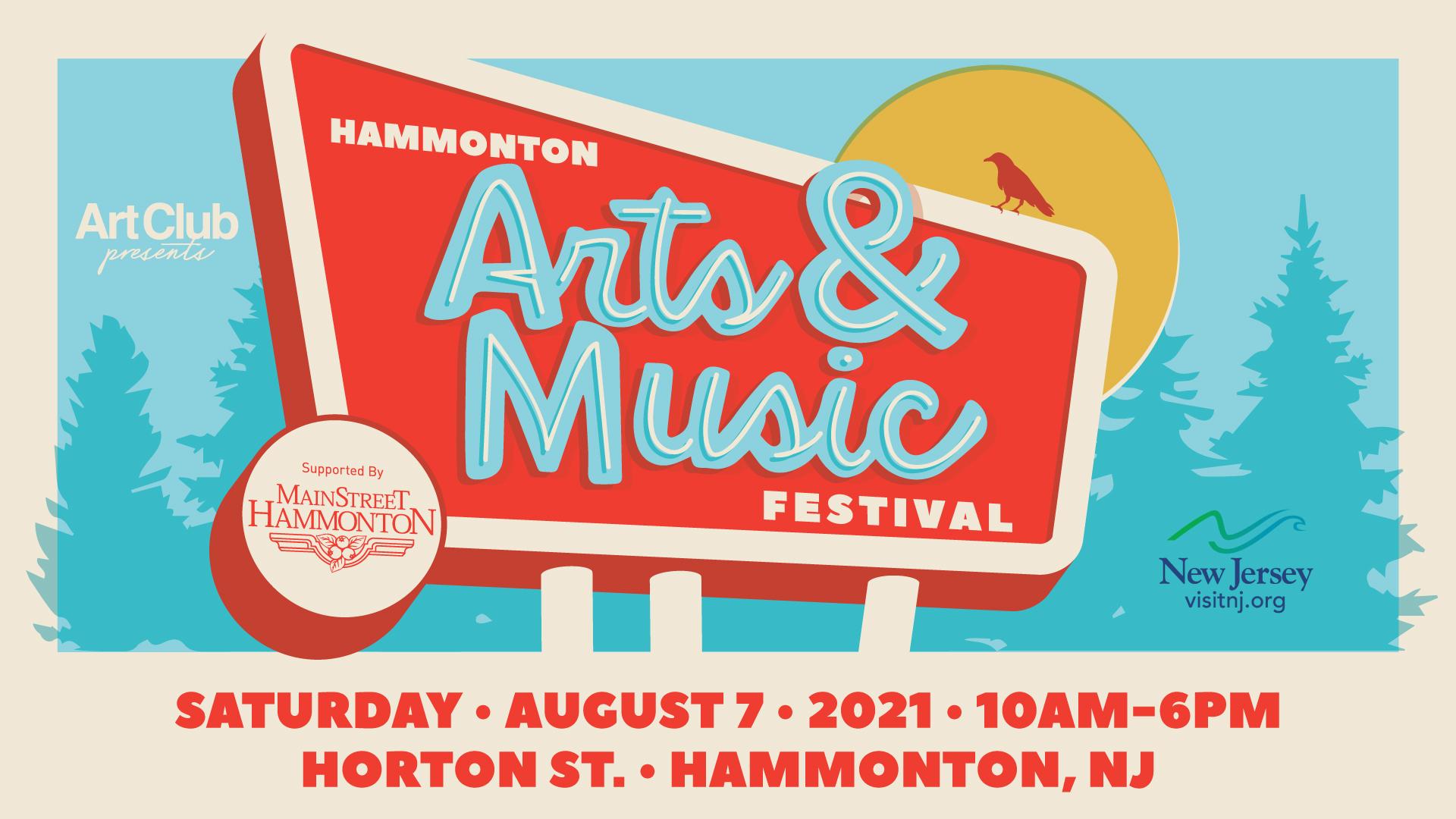 Hammonton Arts & Music Festival